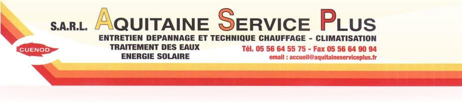 Aquitaine Service Plus